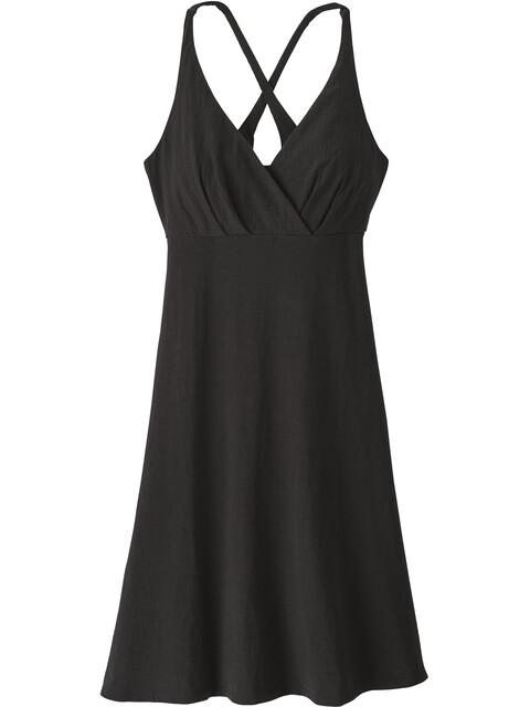 Patagonia Amber Dawn Dress Women Black